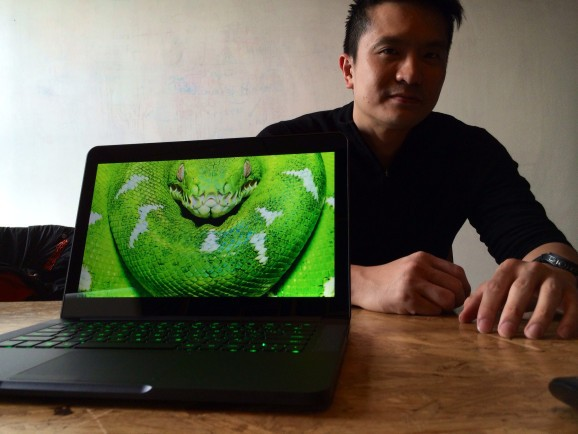 Razer debuts the most advanced gaming laptops ever