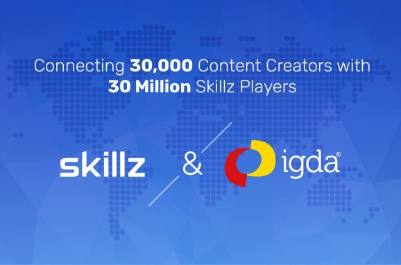 Skillz teams up with IGDA to introduce new game makers to game developer chapters