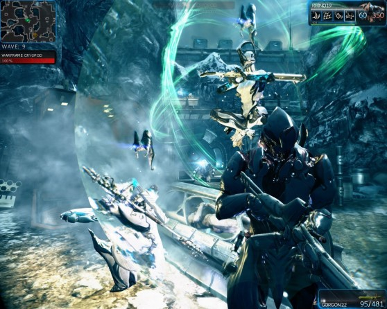 Warframe is the online co-op space ninja game you've been waiting for (interview)