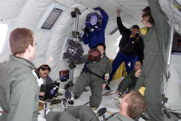 NASA's space robots will soon sport Google's Project Tango smartphones