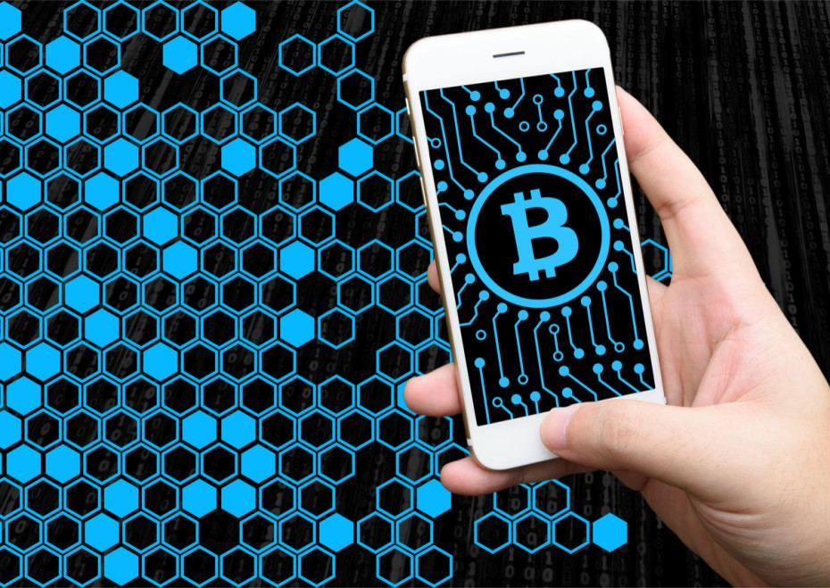 Blockchain News - Magazine cover