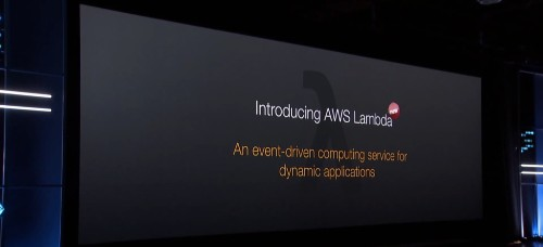 Why Amazon's new Lambda cloud service is a huge deal for devs — and the cloud market
