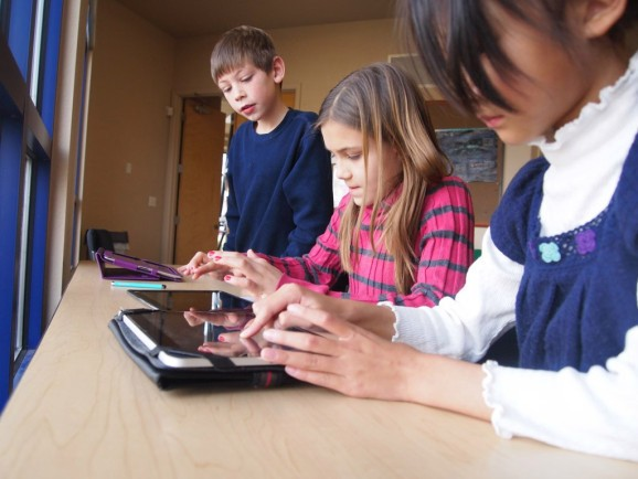 Kids abandon PC gaming for mobile devices