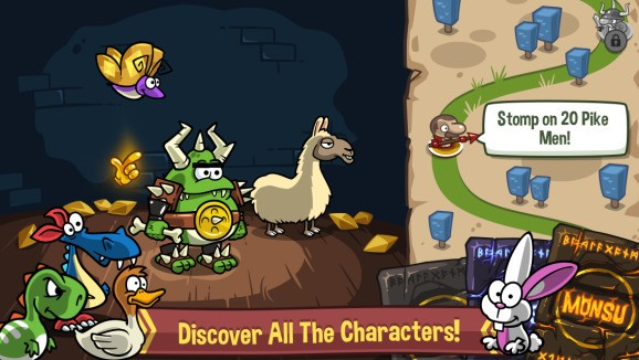 Mobile games do innovate: Angry Birds vets mix cards and platforming