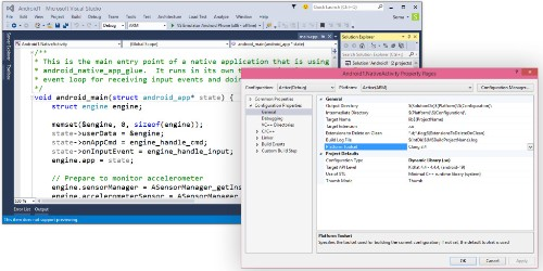 Microsoft releases Visual Studio Emulator for Android preview