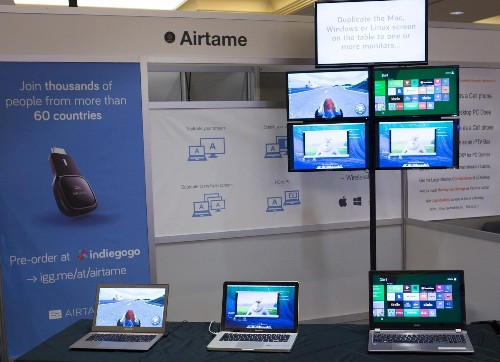 Airtame wants to be the Chromecast for enterprises