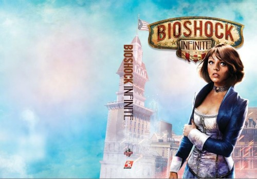 Irrational releases beautiful alternative BioShock Infinite covers for printing