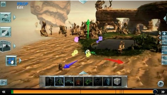 Microsoft demonstrates how DIY game Project Spark integrates Xbox One, PC, and tablet