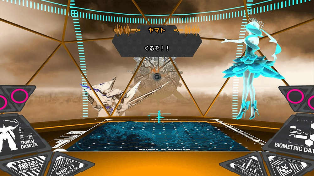 Altdeus: Beyond Chronos merges visual novels and mech battles in VR