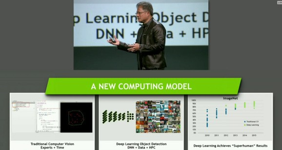 Nvidia is interacting with hundreds of deep-learning startups