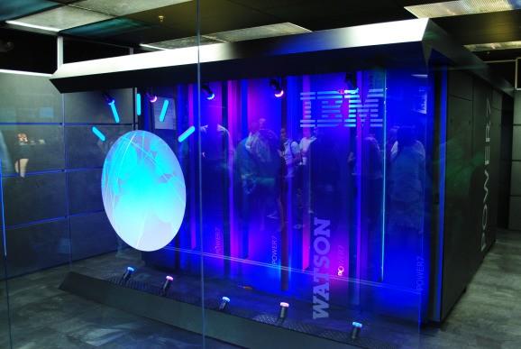 IBM finally opens up its Watson supercomputer to researchers