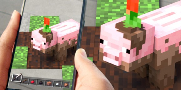 Sensor Tower: Minecraft Earth dug up 1.2 million U.S. downloads in its first week