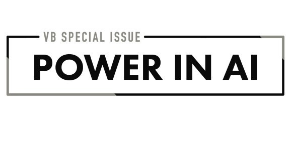 VB Special Issue: Power in AI - cover