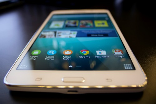 Hands-on with the Samsung Galaxy Tab 4 Nook (gallery)