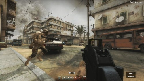 Insurgency remedies Call of Duty's and Battlefield's Hollywood take on competitive warfare (review)