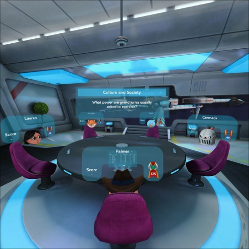 Facebook's Oculus adds new social games and video features to Samsung Gear VR