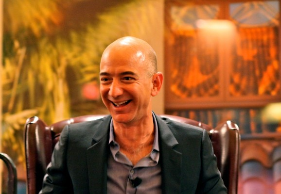 Jeff Bezos is selling $1 billion of Amazon stock each year to fund Blue Origin rocket venture