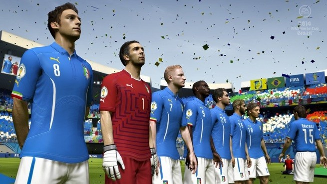 Looking into the crystal soccer ball with EA's official World Cup game