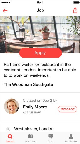 Job Today raises $10 million to help you find a job, erm, today