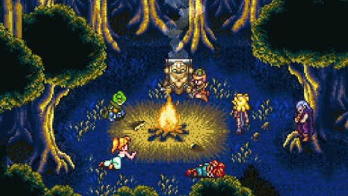 Chrono Trigger's 20th birthday has this must-play role-playing game looking timeless
