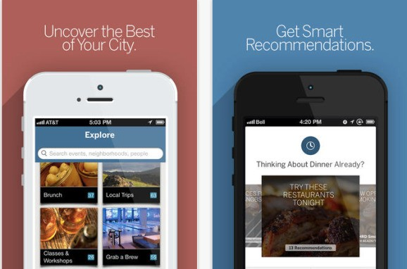 Sosh raises another $10M to be your local social concierge