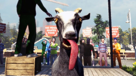 Goat Simulator: How to beat all quests, find all trophies, and unlock all Achievements