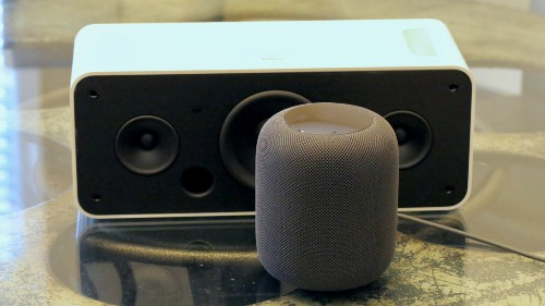 Apple's HomePod arrives in China for $414 on January 18