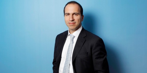 Uber CEO Dara Khosrowshahi sees IPO in 18 to 36 months