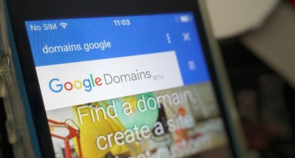 Google Domains moves to a '.Google' domain