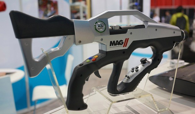 Overlooked at E3 2013: The Mag II Gun Controller