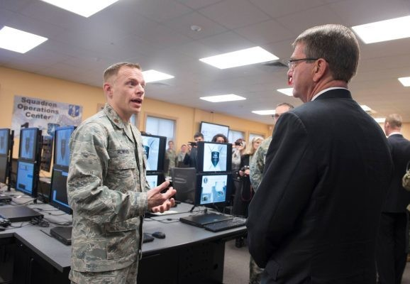 Microsoft and Google employees in U.S. National Guard may join cyber war against Islamic State