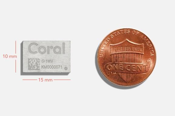 Google unveils Coral Dev Board Mini and Coral Accelerator Module