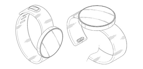 For Samsung, the future shape of smartwatches is round
