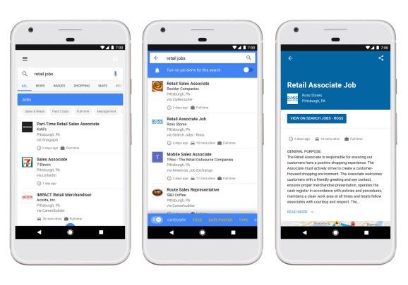 Google's next antitrust headache could be its AI-driven job search