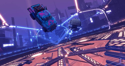 Rocket League's latest update introduces new mode and fourth competitive season