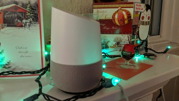 I gave my parents a Google Home for Christmas and watched them lose their minds