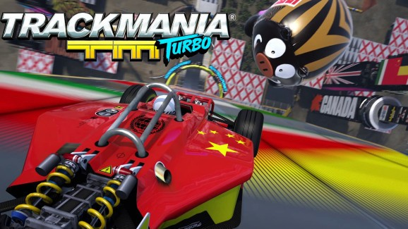 Ubisoft hypes up Trackmania Turbo's VR capabilities with 360-degree video app