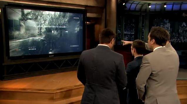 Watch Elijah Wood go Cujo on enemies in Call of Duty: Ghosts