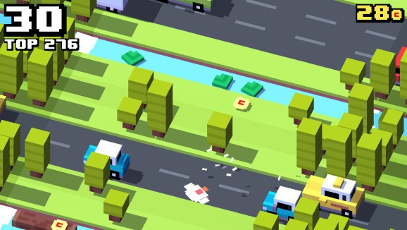 How Crossy Road's creator succeeded by making games for his mom, his wife, and a girl who loves horses