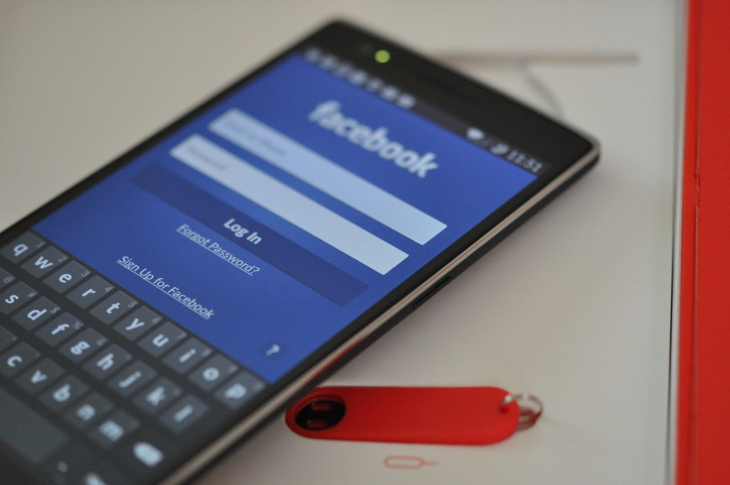 Over half of Facebook users access the service only on mobile