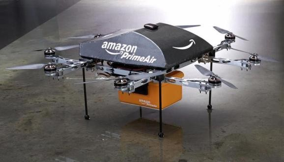 Amazon's next big innovation: 'Prime Air' drones for 30-minute deliveries