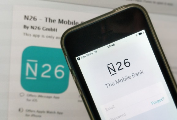 European challenger bank N26 launches in the U.S.