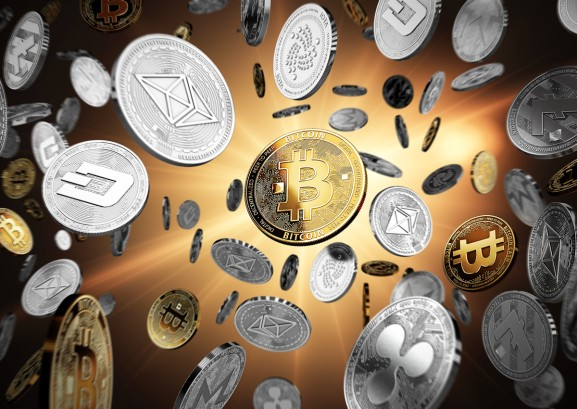 With cryptocurrency, buy the substance, sell the hype