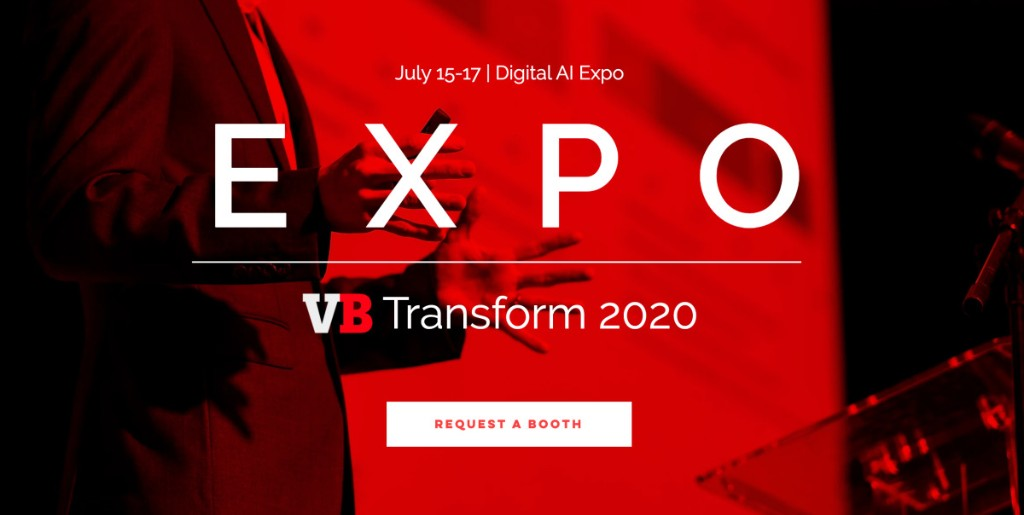 Visit the cutting edge in AI: Transform 2020 Expo (July 15-17)