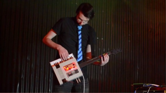 Check out the 'Game of Thrones' theme played on an NES keytar