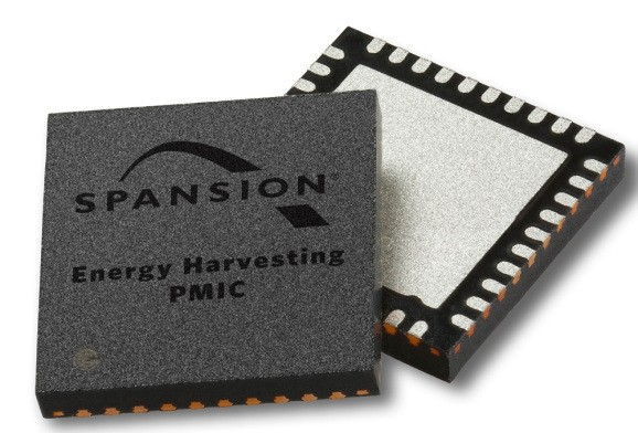 Spansion goes battery-less with tiny 'Internet of things' chips