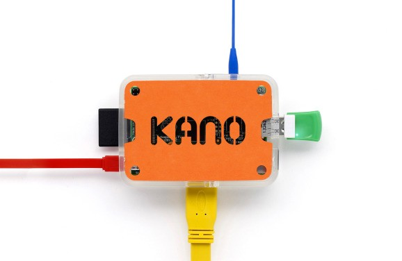 How the tiny Kano computer is helping inspire a generation of kids in STEM
