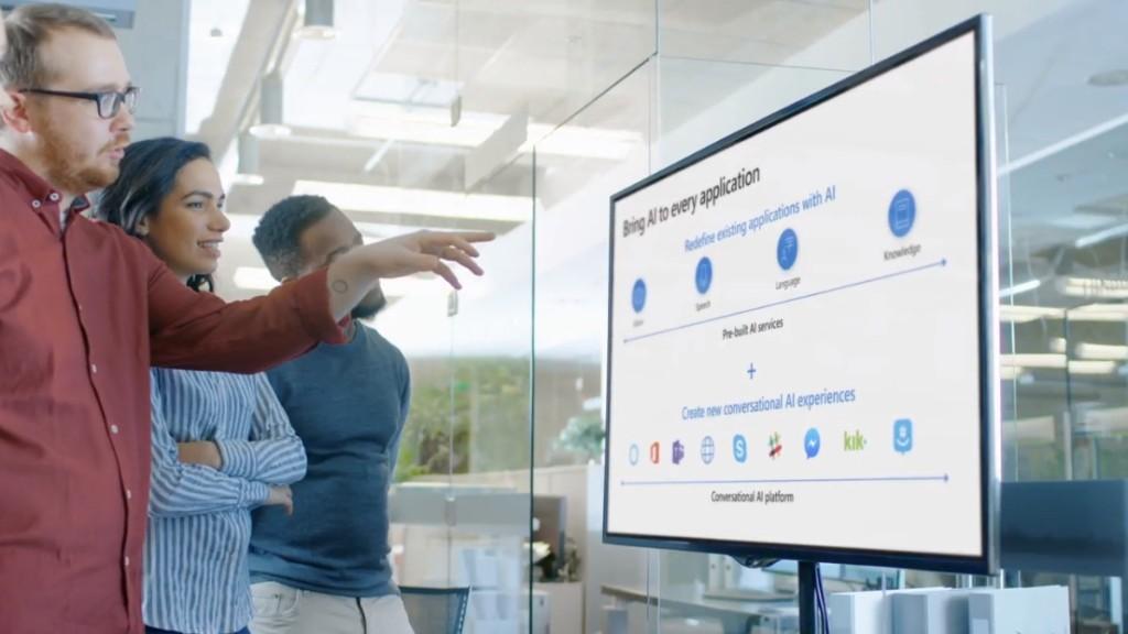 Microsoft launches AI Business School