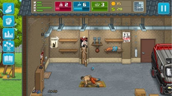 Fueled by Twitch, Punch Club surpasses $2M in sales and preps The Dark Fist expansion