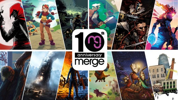 Merge Games turns 10, launches $4 million indie fund